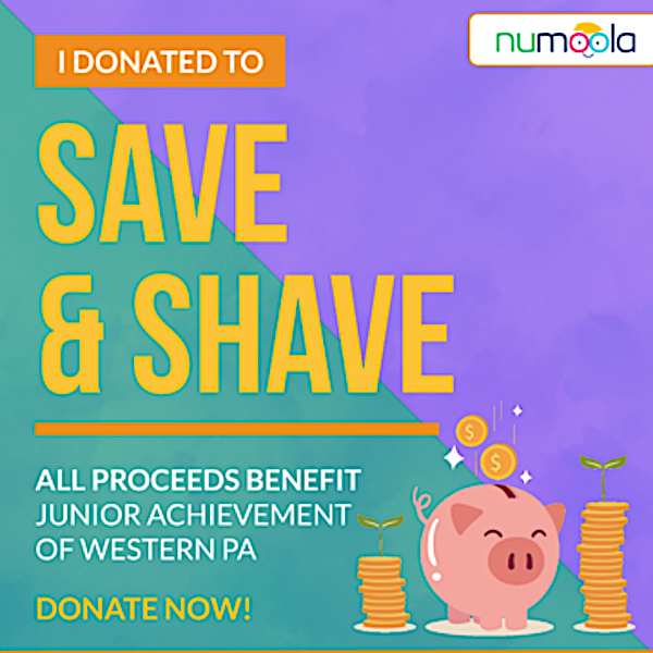 NUMOOLA SHAVE AND SAVE FUNDRAISER